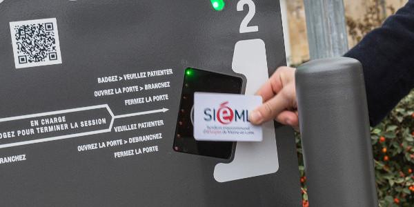 La mobilité électrique en Anjou fait la une de Ouest France !