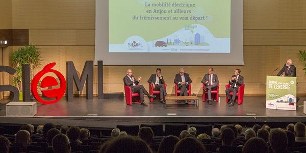Retour en images sur le Forum départemental de l'énergie 2016