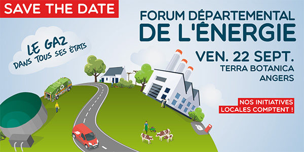 Save the date : Forum départemental de l'énergie