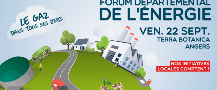Inscription au Forum départemental de l'énergie