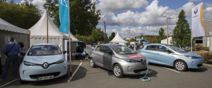 Salon du véhicule électrique #2