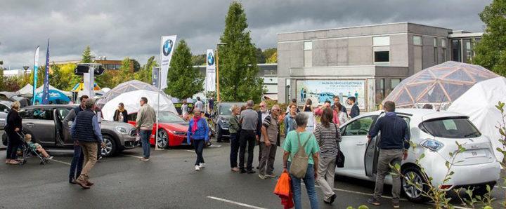 Salon du véhicule électrique 2019