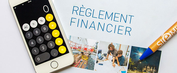 Nouveau règlement financier applicable au 1er janvier 2020