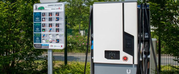 Mobilité électrique en Maine-et-Loire : bientôt une deuxième vague de bornes de recharge
