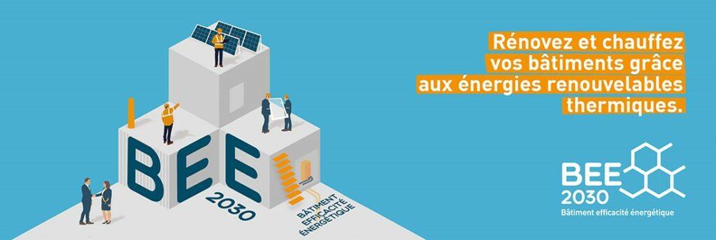 Visuel du programme d'aides à l'investissement BEE 2030