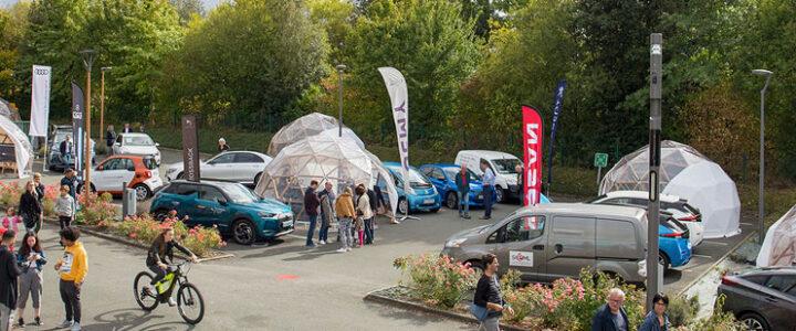 26 et 27 septembre | Salon du véhicule électrique et de la mobilité alternative !