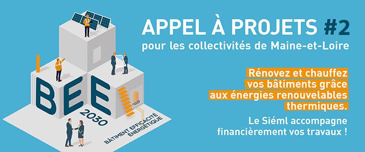Améliorer l'efficacité énergétique de vos bâtiments ? Candidatez à BEE 2030 !
