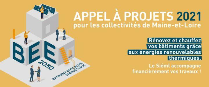 Rénovation énergétique de vos bâtiments : appel à projets BEE 2030 (session 2)