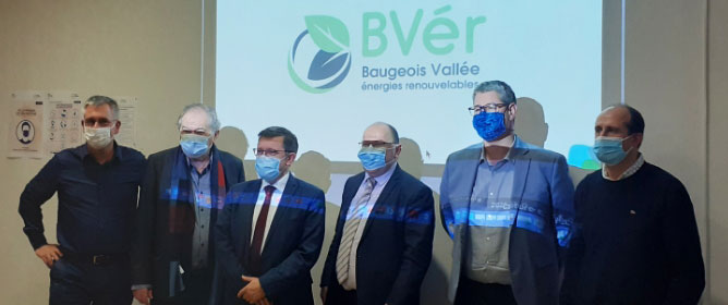 Station GNV/bioGNV de Lasse : création de la SCIC Baugeois Vallée énergies renouvelables