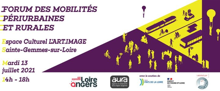 [Info] Forum des mobilités périburbaines et rurales organisé par l'Aura