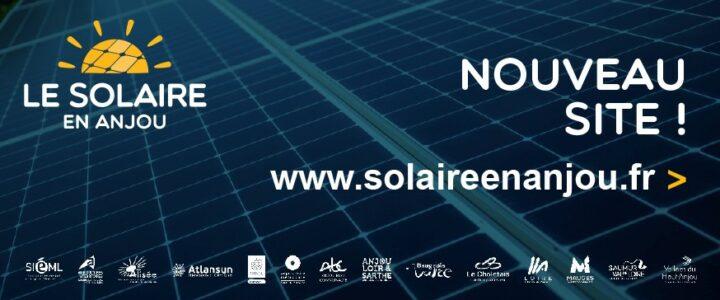 Lancement du programme départemental Le solaire en Anjou !