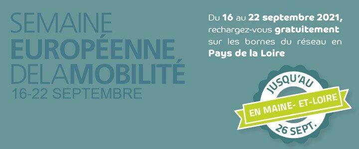 Une semaine de la mobilité sous le signe de la gratuité en Pays de la Loire !
